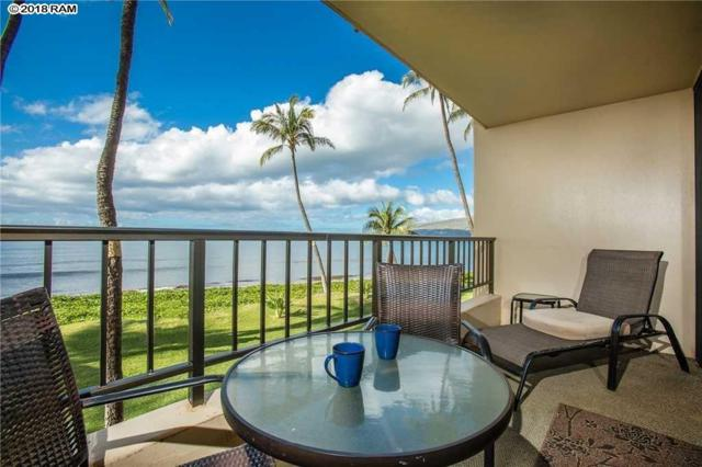 145 N Kihei Rd #217, Kihei, HI 96753 (MLS #379161) :: Elite Pacific Properties LLC