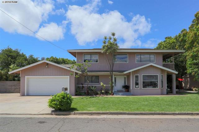 12 Hoonani St, Kihei, HI 96753 (MLS #379165) :: Elite Pacific Properties LLC
