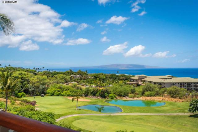 59 Wailea Gateway Pl 302 (49), Kihei, HI 96753 (MLS #379181) :: Team Lally