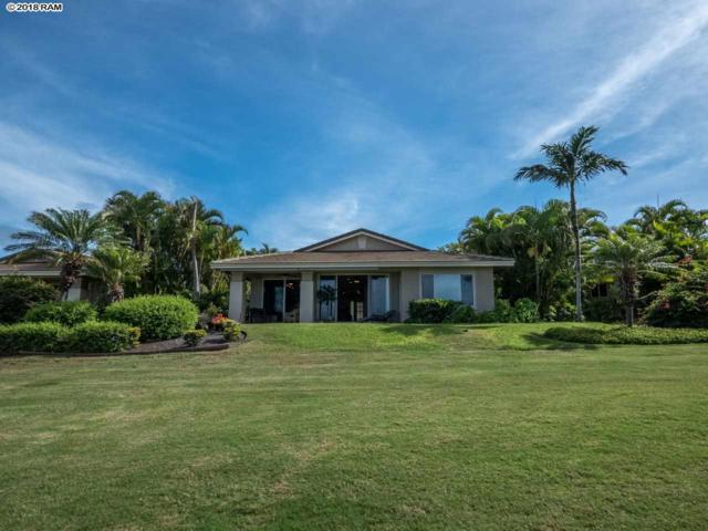 139 Kualapa Pl #139, Lahaina, HI 96761 (MLS #379413) :: Maui Estates Group