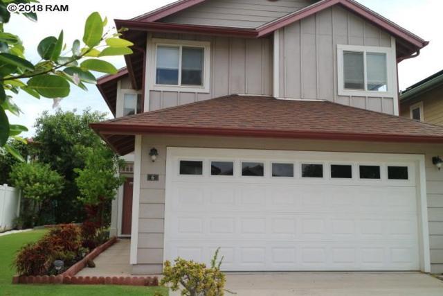 6 W Makahehi Pl, Kahului, HI 96732 (MLS #379429) :: Elite Pacific Properties LLC