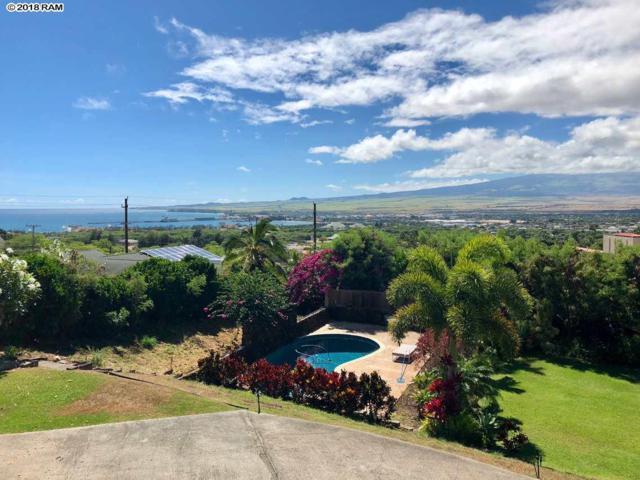 1736 Kamamalu Pl, Wailuku, HI 96793 (MLS #379452) :: Elite Pacific Properties LLC
