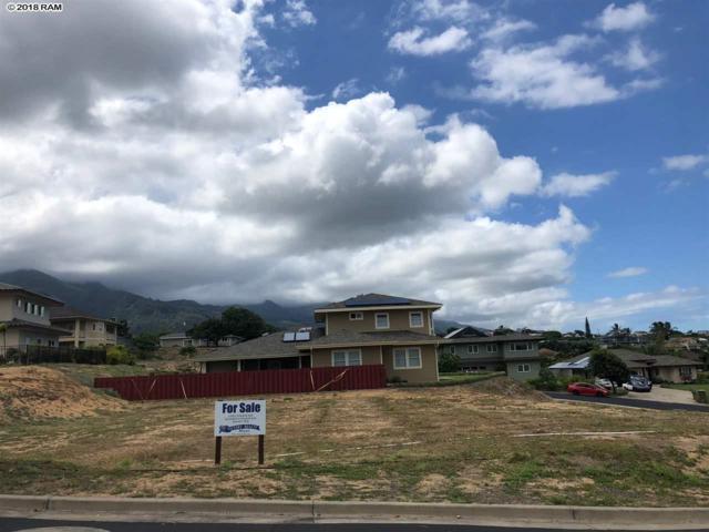 174 Keoneloa St, Wailuku, HI 96793 (MLS #379680) :: Elite Pacific Properties LLC