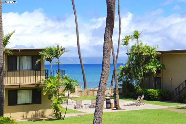 3559 Lower Honoapiilani Rd 6H, Lahaina, HI 96761 (MLS #379776) :: Elite Pacific Properties LLC