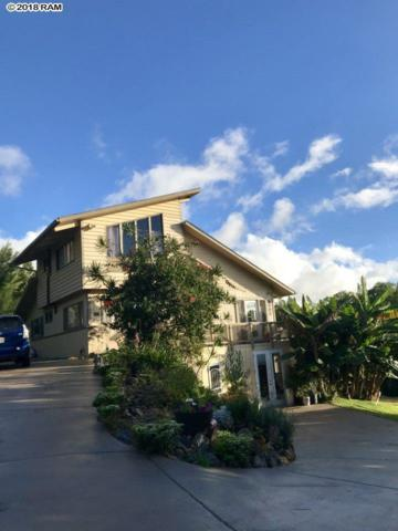 342 Ainakula Rd, Kula, HI 96790 (MLS #379873) :: Elite Pacific Properties LLC