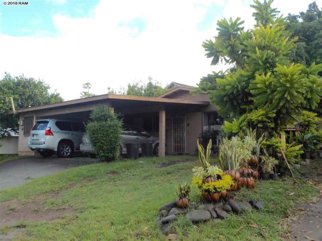 41 Luna Pl, Paia, HI 96779 (MLS #379899) :: Maui Estates Group