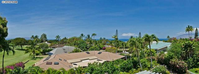 100 Hale Hookipa Way, Kihei, HI 96753 (MLS #379923) :: Elite Pacific Properties LLC