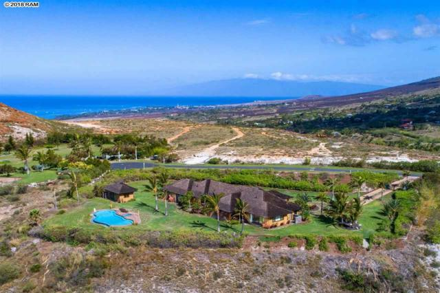 411 Wailau Pl Phase 5 Lot 6, Lahaina, HI 96761 (MLS #379932) :: Maui Lifestyle Real Estate