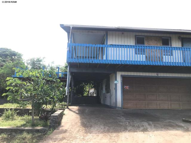 1911 Makahala Pl, Wailuku, HI 96793 (MLS #379997) :: Elite Pacific Properties LLC