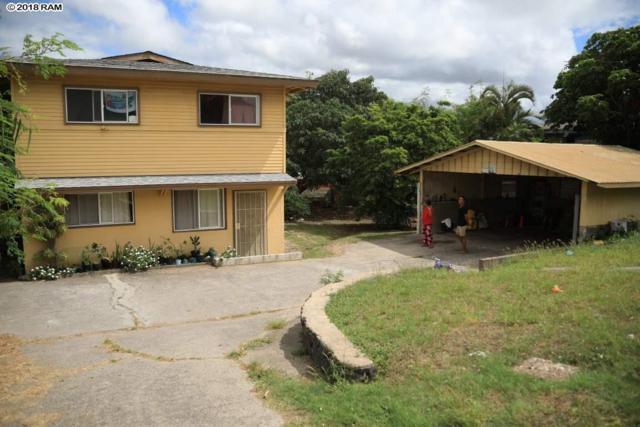 417 Kaao Cir Unit A, Kahului, HI 96732 (MLS #380239) :: Elite Pacific Properties LLC