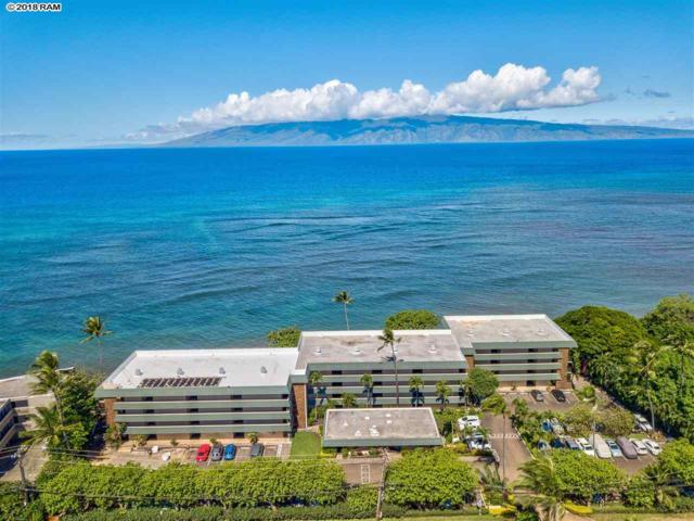 4471 Lower Honoapiilani Rd #103, Lahaina, HI 96761 (MLS #380271) :: Elite Pacific Properties LLC