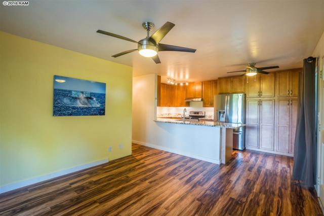 140 Uwapo Rd 6-104, Kihei, HI 96753 (MLS #380319) :: Elite Pacific Properties LLC