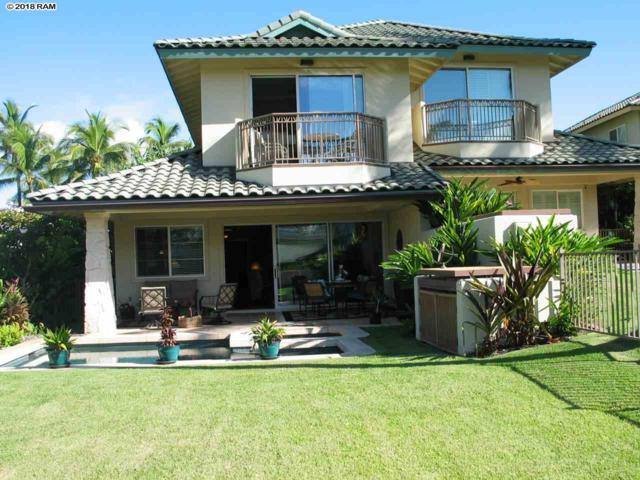 61 Kainehe Pl 13B, Kihei, HI 96753 (MLS #380361) :: Elite Pacific Properties LLC