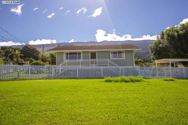 437 Kolohala Dr Apt. 2, Kula, HI 96790 (MLS #380387) :: Maui Estates Group