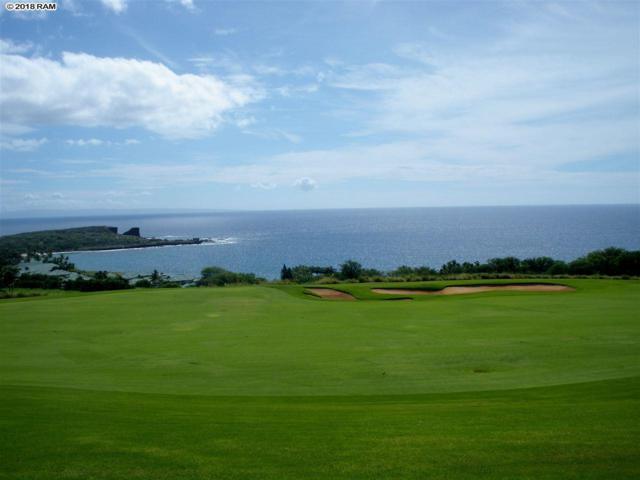 83 Lopa Pl Lot 86, Lanai City, HI 96763 (MLS #380433) :: Maui Estates Group