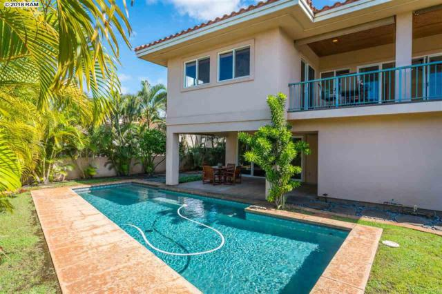153 Hokai Pl, Kihei, HI 96753 (MLS #380434) :: Elite Pacific Properties LLC