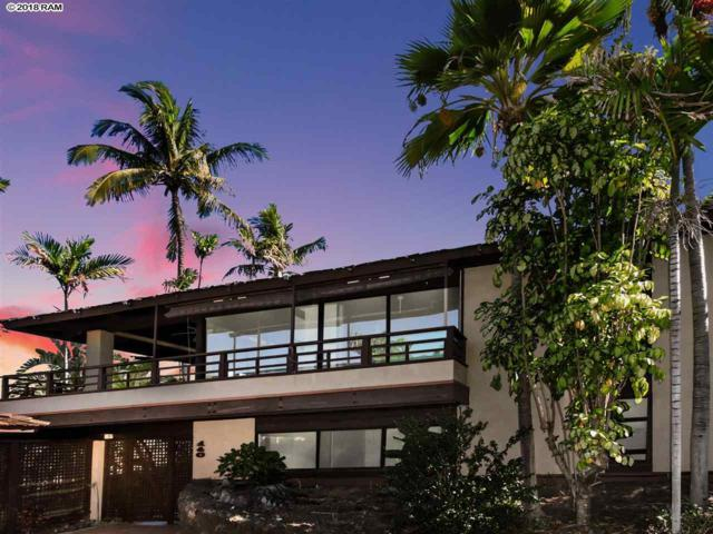 140 Waaula Way, Kihei, HI 96753 (MLS #380487) :: Maui Estates Group