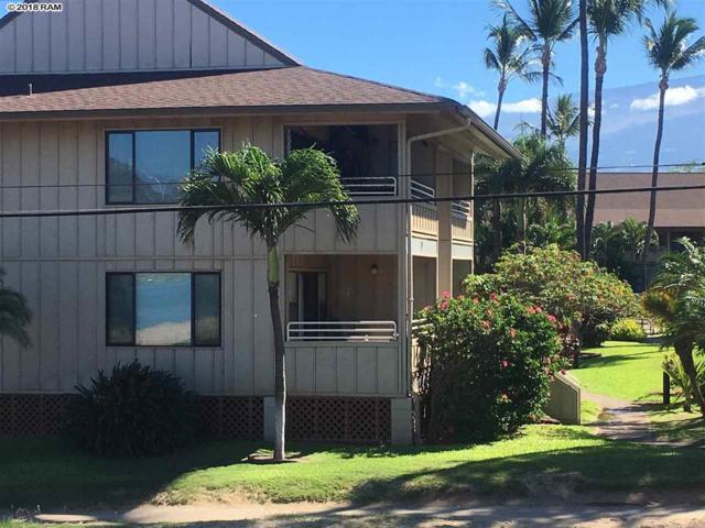 679 S Kihei Rd D112, Kihei, HI 96753 (MLS #380505) :: Elite Pacific Properties LLC