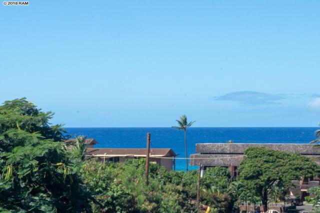 3740 L. Honoapiilani Rd G-209, Lahaina, HI 96761 (MLS #380516) :: Maui Estates Group