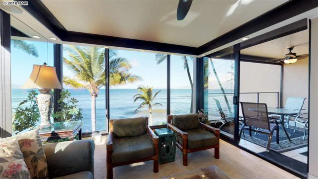 110 Kaanapali Shores Pl #301, Lahaina, HI 96761 (MLS #380564) :: Elite Pacific Properties LLC
