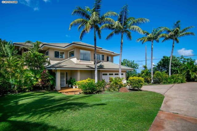 12 N Piki Pl, Lahaina, HI 96761 (MLS #380580) :: Maui Estates Group