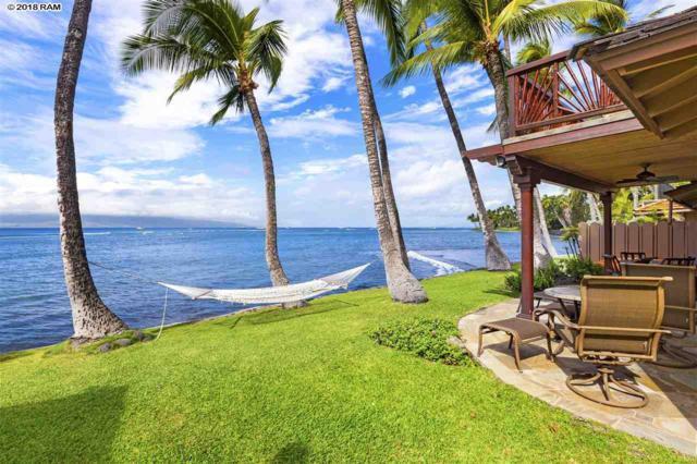225 Front St 225-4, Lahaina, HI 96761 (MLS #380622) :: KW Island Living