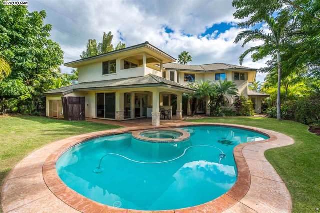 388 Pualoa Nani Pl, Kihei, HI 96753 (MLS #380652) :: Elite Pacific Properties LLC