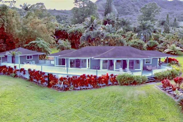 275 Kalo Rd, Hana, HI 96713 (MLS #380687) :: Maui Estates Group