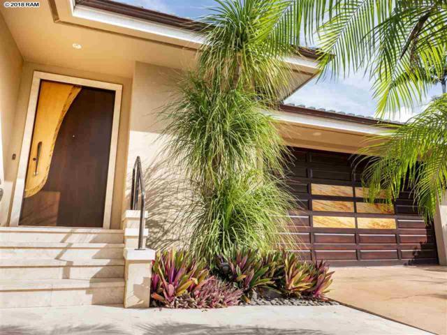 4341 Wailina St, Kihei, HI 96753 (MLS #380695) :: Elite Pacific Properties LLC