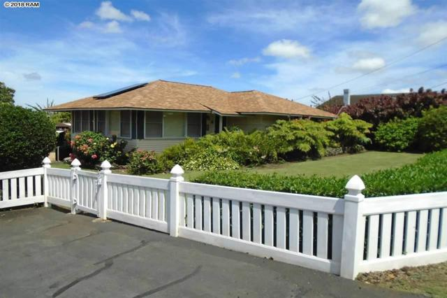 44 Kilakila Pl, Makawao, HI 96768 (MLS #380903) :: Maui Estates Group
