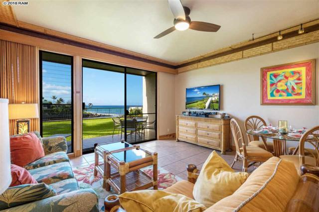 5295 Lower Honoapiilani Rd B32, Lahaina, HI 96761 (MLS #380911) :: Maui Estates Group