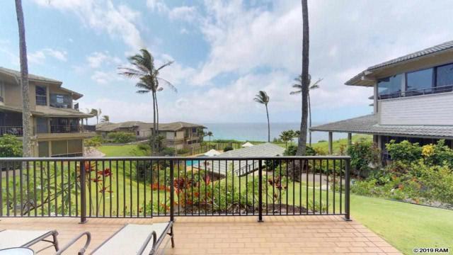 500 Bay Dr 24-G1,2, Lahaina, HI 96761 (MLS #380936) :: Elite Pacific Properties LLC