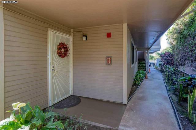 2747 S Kihei Rd F101, Kihei, HI 96753 (MLS #381028) :: Maui Estates Group