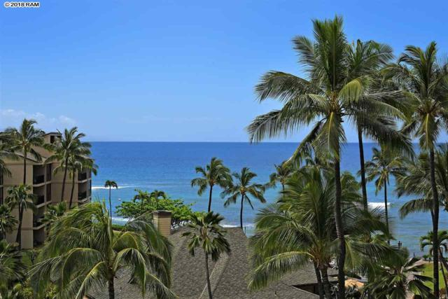 3445 Lower Honoapiilani Rd #613, Lahaina, HI 96761 (MLS #381055) :: Elite Pacific Properties LLC