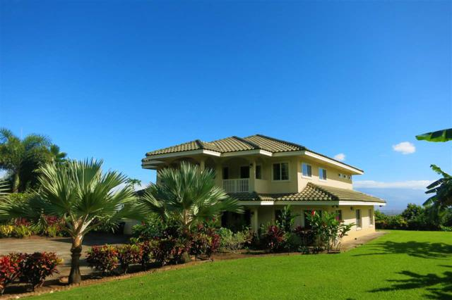 122 Maika St, Wailuku, HI 96793 (MLS #381161) :: Elite Pacific Properties LLC