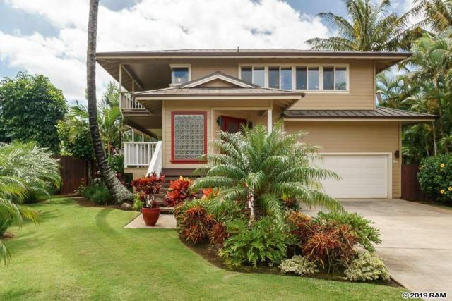 54 Hua Nui St, Lahaina, HI 96761 (MLS #381220) :: Maui Estates Group