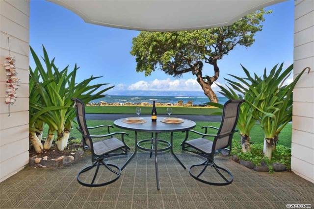 4471 Lower Honoapiilani Rd #114, Lahaina, HI 96761 (MLS #381247) :: Elite Pacific Properties LLC