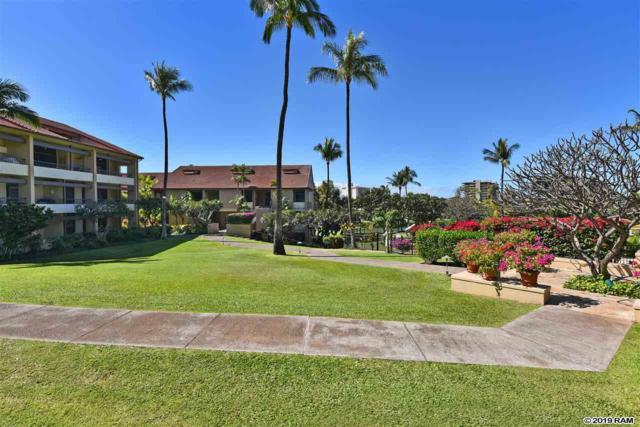 2560 Kekaa Dr H-102, Lahaina, HI 96761 (MLS #381294) :: Elite Pacific Properties LLC