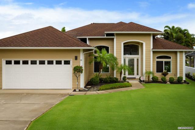 35 Kamalei Cir, Kahului, HI 96732 (MLS #381353) :: Elite Pacific Properties LLC