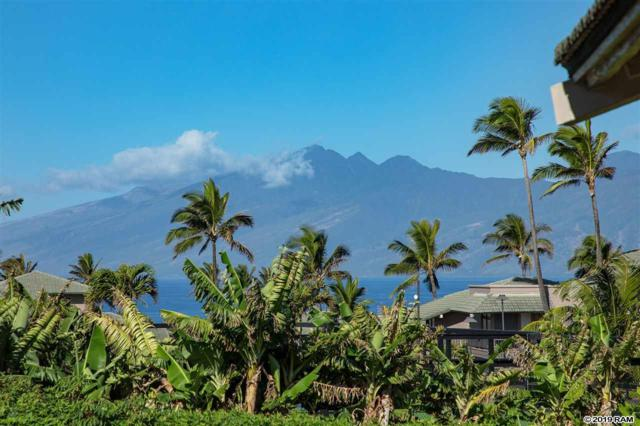 500 Bay Dr 11-G1, Lahaina, HI 96761 (MLS #381381) :: Maui Estates Group