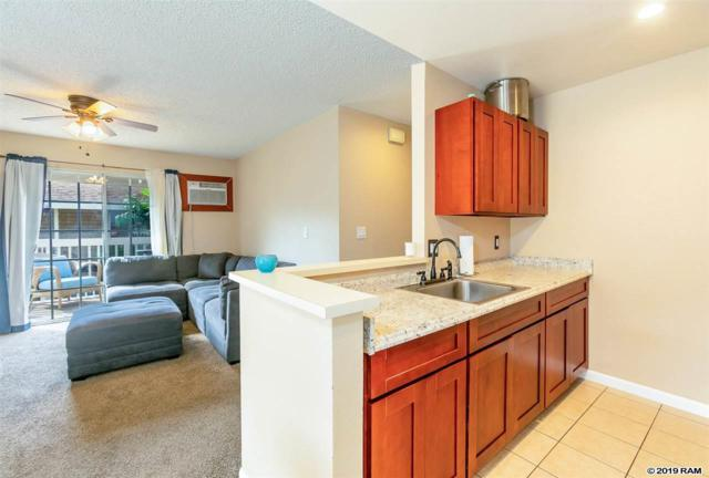 140 Uwapo Rd 48-201, Kihei, HI 96753 (MLS #381428) :: Team Lally
