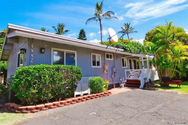 1667 S Kihei Rd #3, Kihei, HI 96753 (MLS #381669) :: Elite Pacific Properties LLC