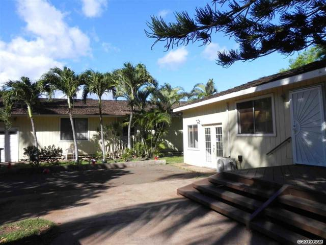 1088 S Kihei Rd, Kihei, HI 96753 (MLS #381718) :: Coldwell Banker Island Properties