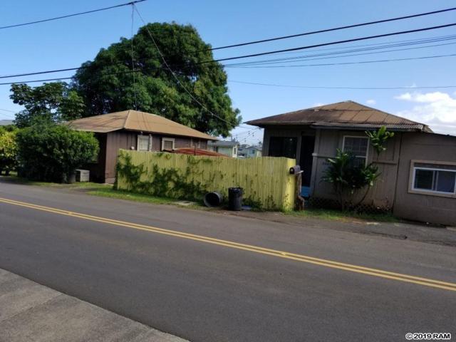 2047 Mokuhau Rd, Wailuku, HI 96793 (MLS #381742) :: Elite Pacific Properties LLC