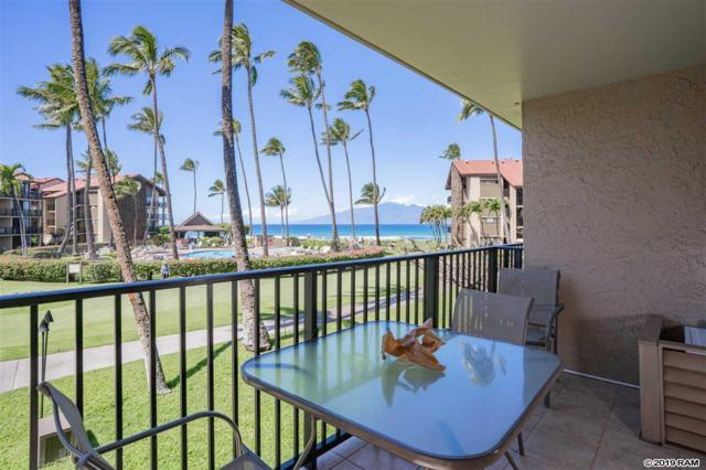 3543 Lower Honoapiilani Rd B201, Lahaina, HI 96761 (MLS #381821) :: Elite Pacific Properties LLC