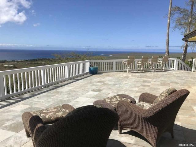68 Okuma Pl, Maunaloa, HI 96770 (MLS #381827) :: Maui Estates Group