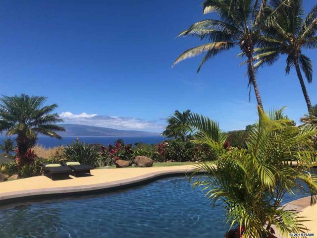 500 Kai Hele Ku St, Lahaina, HI 96761 (MLS #381855) :: Elite Pacific Properties LLC