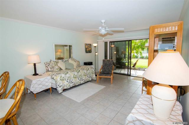 3788 Lower Honoapiilani Rd E111, Lahaina, HI 96761 (MLS #381936) :: Coldwell Banker Island Properties