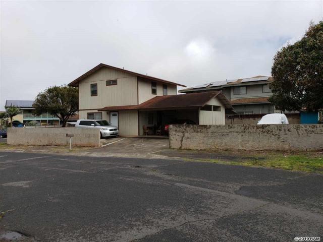 239 Hoomoku St, Kahului, HI 96732 (MLS #381939) :: Maui Estates Group