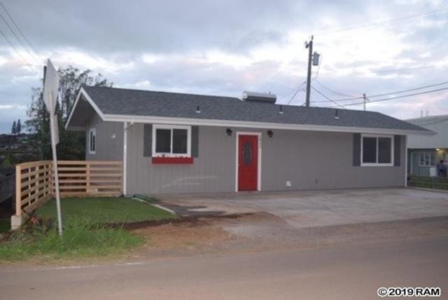 1835 Piihana Rd, Wailuku, HI 96793 (MLS #381960) :: Elite Pacific Properties LLC